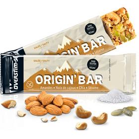 OVERSTIM.s Origin Bar Box 6 x 40g, Salty